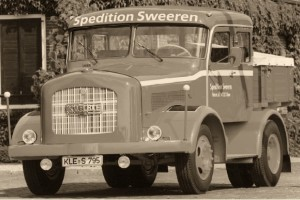 Sweeren Spedition :: Historische Fotos