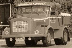 Sweeren Spedition :: Historische Fotos